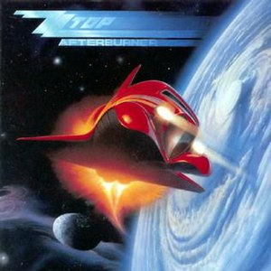 Afterburner (album) - Image: ZZ Top Afterburner