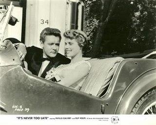 <i>Its Never Too Late</i> (1956 film)