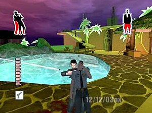 100 Bullets (video game) - The Acclaim game is played from the third person perspective and combat included taking hostages.