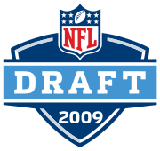2009 NFL Draft.svg