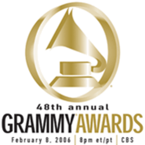 48th Annual Grammy Awards - Image: 48th Grammy Logo