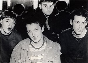 808 State - 808 State in 1991