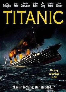 titanic 1996 miniseries wikipedia