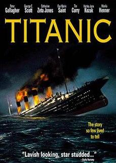 <i>Titanic</i> (1996 miniseries) 1996 Canadian film directed by Robert Lieberman