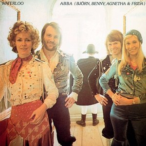 Waterloo (album) - Image: ABBA Waterloo (Original Polar LP)