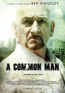 <i>A Common Man</i> (film) 2013 film by Chandran Rutnam