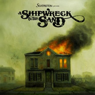 A Shipwreck in the Sand - Image: A Shipwreck in the Sand (Silverstein album cover art)