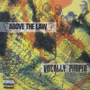 Vocally Pimpin' - Image: Abovethelawvocallypi mpin