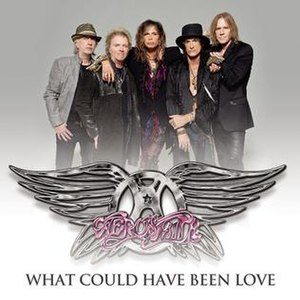 What Could Have Been Love - Image: Aerosmith What Could Have Been Love? Artwork