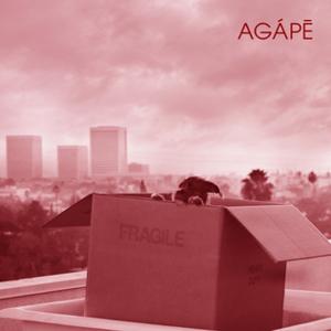 Agápē (mixtape) - Image: Agape Official Mixtape Cover