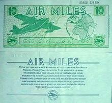 Air Miles - Wikipedia