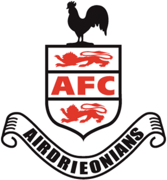 Airdrieonians F.C. - Image: Airdrieonianstranspa rent