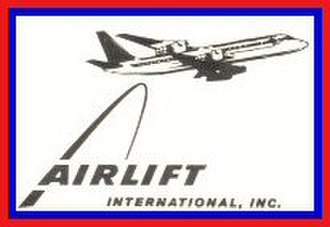 Airlift International - Image: Airlift Int