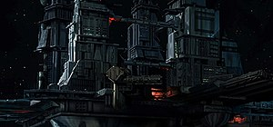 Alien: Isolation - Image: Alien Isolation Art Exterior