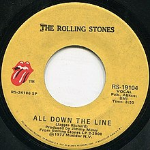 All Down the Line single label.jpeg