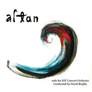 25th Anniversary Celebration - Image: Altan With the RTÉ Concert Orchestra