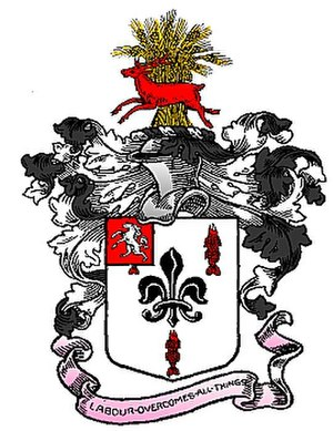 Municipal Borough of Erith - Armorial bearings of Borough of Erith