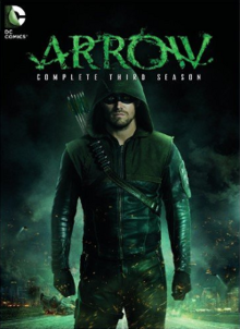 View Arrow - Season 3 (2014) TV Series poster on Ganool