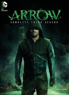 <i>Arrow</i> (season 3) Season of television series