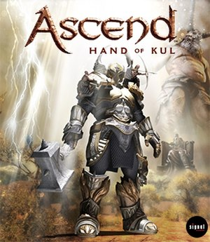 Ascend: Hand of Kul - Image: Ascend cover
