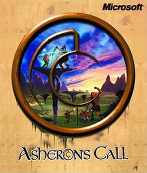 Asheron's Call - Image: Asheron's Call Coverart