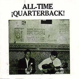 ¡All-Time Quarterback! (EP) - Image: Atqfront