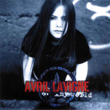 Avril Lavigne - My World (DVD).PNG