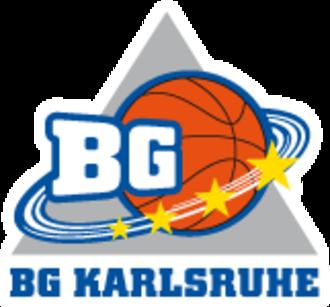 BG Karlsruhe - Image: BG Karlsruhe logo