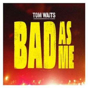 Bad as Me (song) - Image: Bad as Me