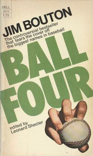 Ball Four - Paperback edition