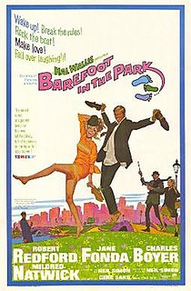 <i>Barefoot in the Park</i> (film)