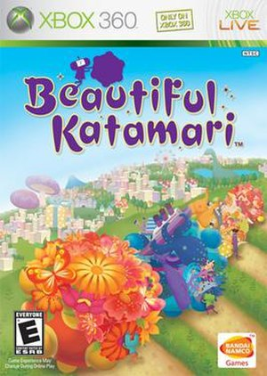 Beautiful Katamari - Image: Beautiful katamari cover