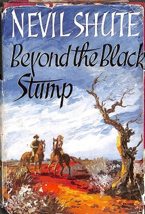 Beyond the Black Stump - First UK edition