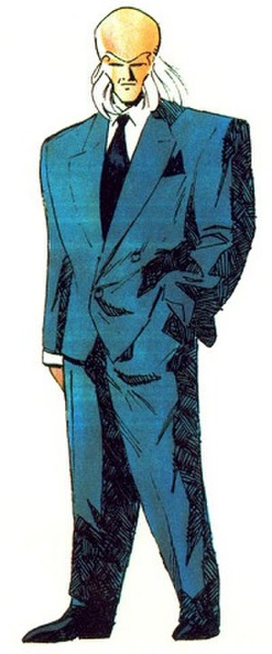 Blockbuster (DC Comics) - Image: Blockbuster (Roland Desmond)