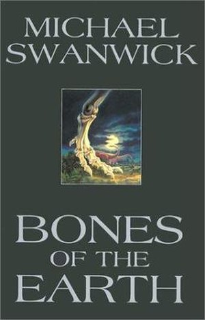 Bones of the Earth - Cover of first edition (hardcover)