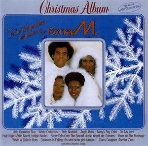 Christmas Album (Boney M. album) - Image: Boney M. Christmas Album (1981)