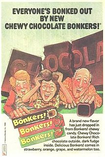 Bonkers candy