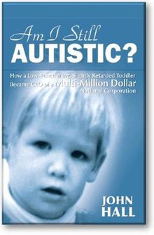 Book Cover of Am I still Autistic? by John Hall.jpg