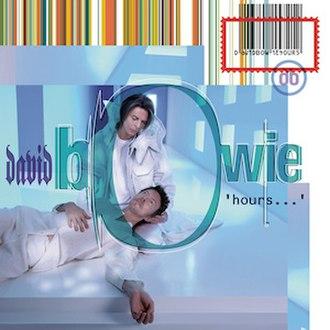 Hours (David Bowie album) - Image: Bowie Hours