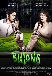 <i>Bulong</i> (film) 2011 film by Chito S. Roño