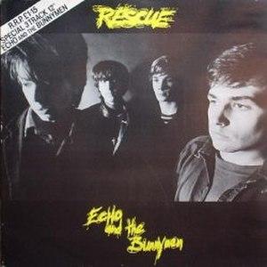 Rescue (song) - Image: Bunnymen rescue 12