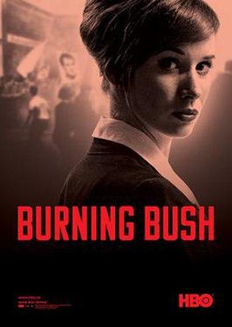 Burning Bush (miniseries) - Image: Burning Bush poster