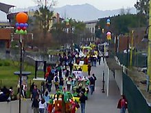 Cal State University San Bernardino >> El Sereno, Los Angeles - Wikipedia