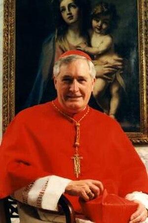 Thomas Winning - Image: Cardinal Winning