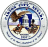 Official seal of Carson City
