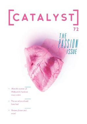 Catalyst (magazine) - Image: Catalyst 2016 Issue 2