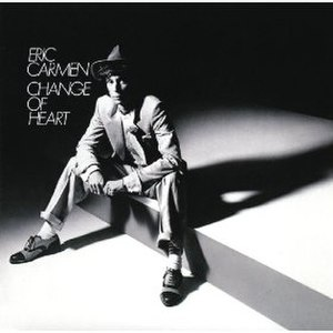 Change of Heart (Eric Carmen album) - Image: Change of Heart (Eric Carmen album)