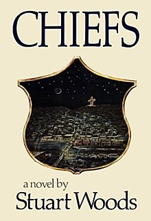 Chiefs (novel cover) by Stuart Woods.jpg