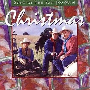 Christmas (Sons of the San Joaquin album) - Image: Christmas sons of the san joaquin