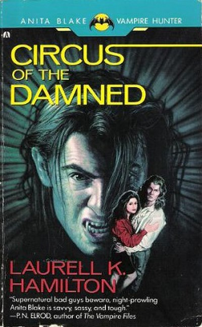 Picture of a book: Circus Of The Damned